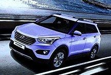 北京现代小型SUV