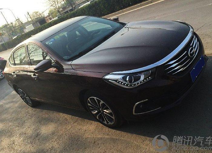 广汽传祺GA6 新车提车作业