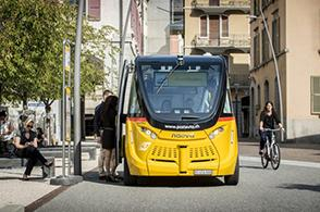 IVU联手BestMile欲将自动驾驶汽车纳入传统交通系统