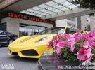 暴走街头,黄色风暴,不可阻挡的力量―Ferrari F430 Scuderia
