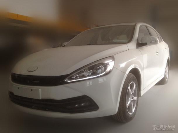 一汽骏派A70E上海车展亮相 第2季度上市