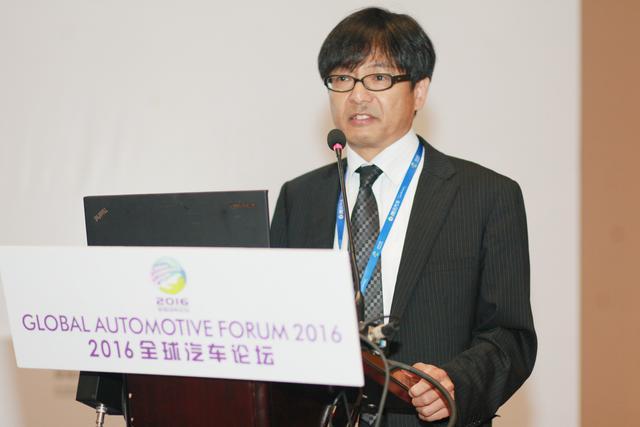 岩田和之:未来汽车会成为城市的电池或发电机