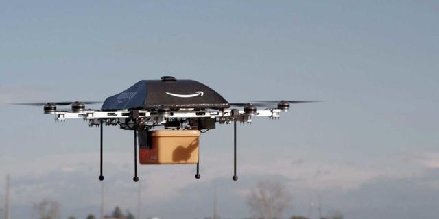 亚马逊和UPS押宝无人机 或改变物流交通模式