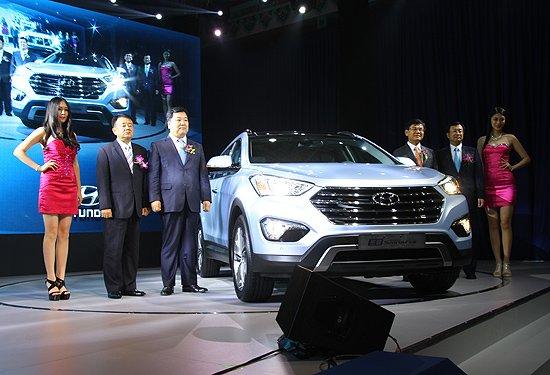 [新车上市]进口现代格锐售32.48-44.88万元