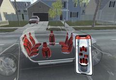 麦格纳构建全新汽车座椅生态 打造灵活配置、合作共享型座舱