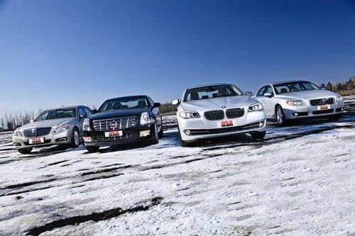 宝马奔驰领衔 四款入门行政级车型对比试驾