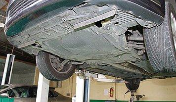 汽车底盘养护注意事项 底盘脆弱需注意