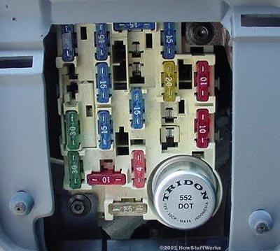 知道你的爱车的转向信号灯是如何工作的吗