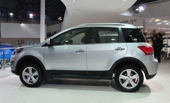 [新车解析]长城哈弗M4北京车展正式发布