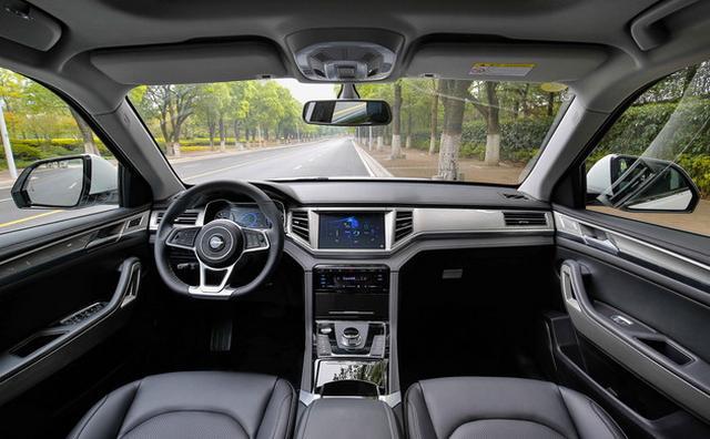 共三款车型 大迈X7 8AT车型设置曝光