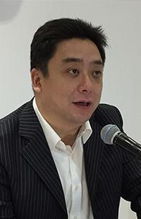 上汽乘用车公司副总经理俞经民