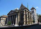 瑞士日内瓦教堂
