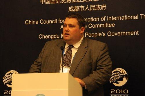Andy Wilson:中国成为全球汽车市场的大买家