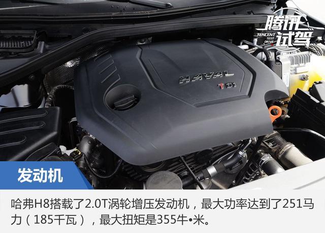 厚积而薄发 试驾哈弗H8 2.0T汽油版 四驱