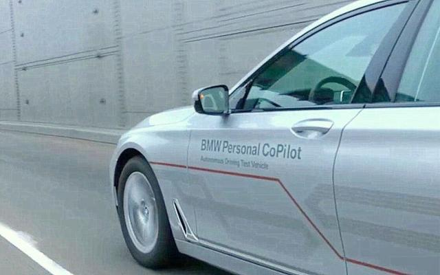 宝马将在2021年限量推出无人驾驶汽车