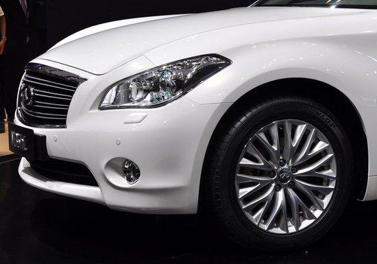 英菲尼迪M35hL车展发布 将于今年6月上市