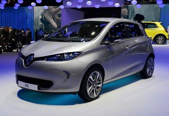 雷诺四款新能源车将亮相广州车展
