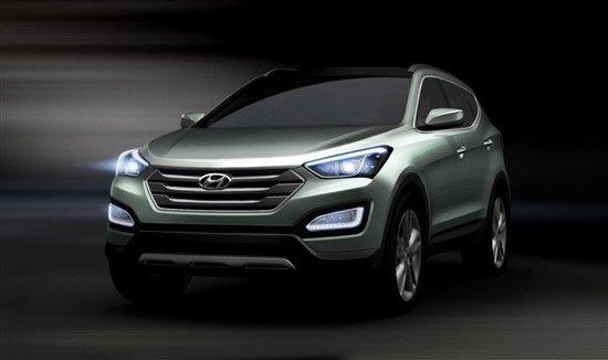 [国内车讯]现代全新ix45将于今年年底国产