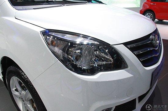 [新车解析]力帆530正式亮相 外观/内饰升级
