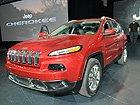 Jeep全新Cherokee首发