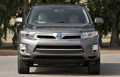 革新动力和外观 丰田改款汉兰达SUV详解