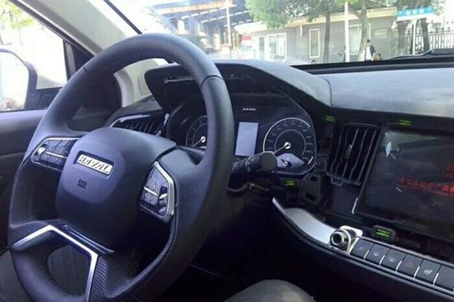 哈弗F2长啥样?哈弗全新小型SUV实车曝光