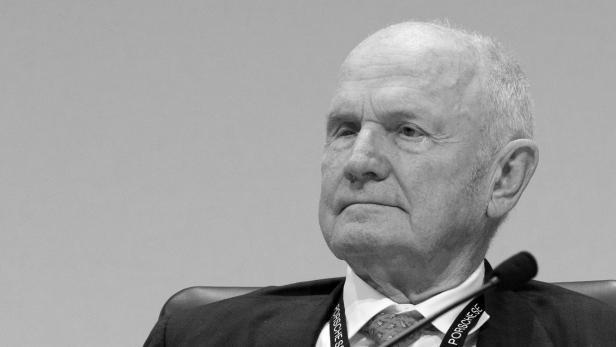 大众前CEO费迪南德·皮耶希逝世 享年82岁