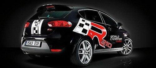 西亚特发布200台限量版Leon Cupra R