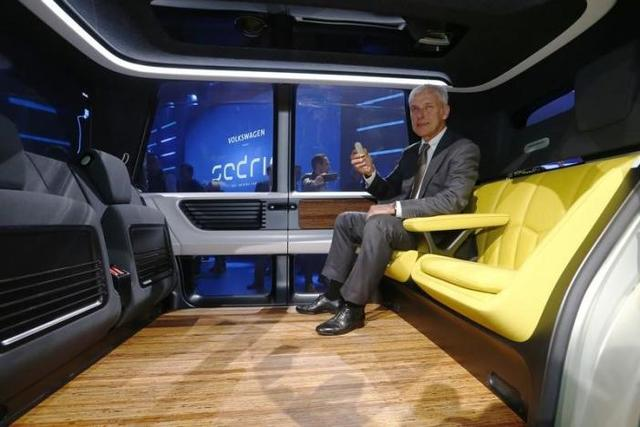大众CEO:PSA收购欧宝尚未影响到大众汽车业务