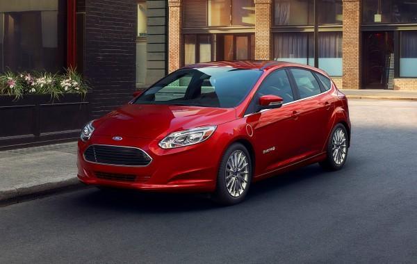 福特将推新款Focus电动车:半小时充电80%