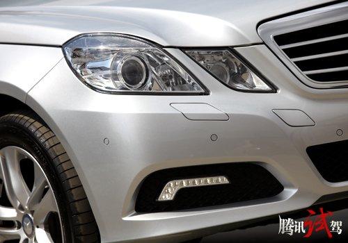 源远流长 腾讯试驾北京奔驰E300L