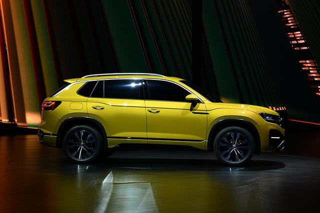 一汽-大众探岳领衔 本周将上市的6款新车前瞻