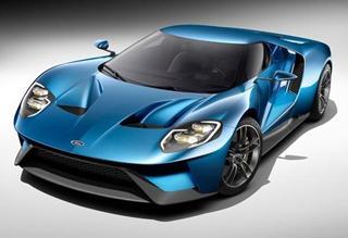 福特全新GT确定2017年投产 年产仅为200台