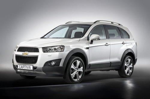 全新雪佛兰科帕奇 将在四月上海车展首发