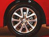 马自达3经典款 轮胎