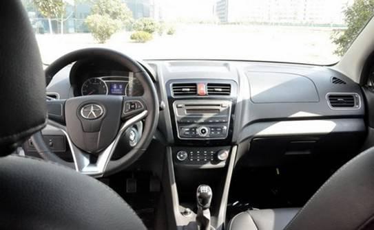 细节小幅升级 江淮同悦2012年度型北京车展上市