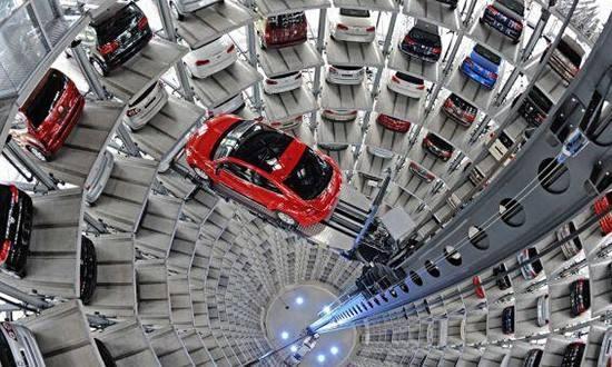 从停车切入 智慧停车如何为互联网汽车赋能