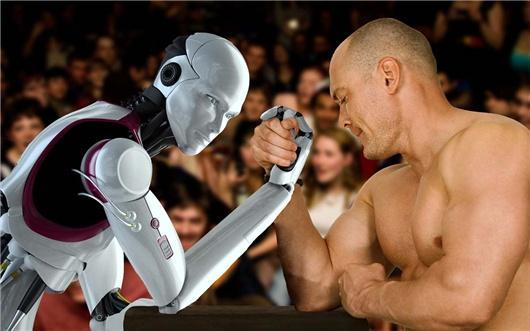 AI智能 | 他们说几年后 机器人会夺走人类的饭碗