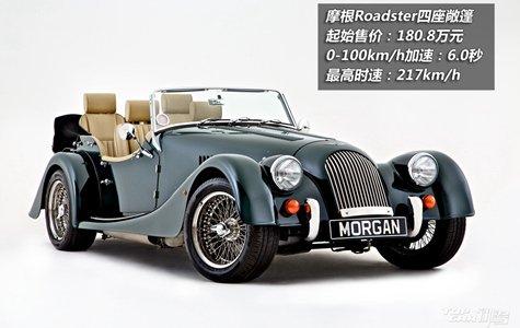 摩根Roadster四座敞篷