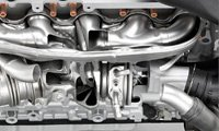 MINI:MINI Countryman JCW搭载1.6升单涡轮双涡管发动机