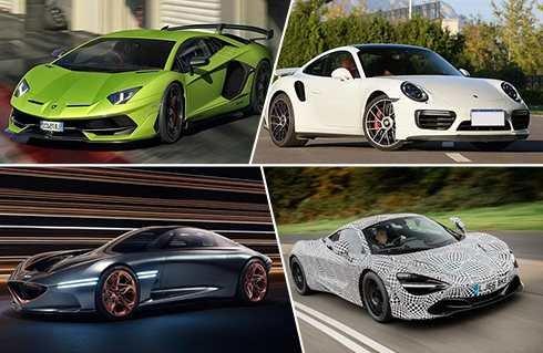 速度与激情的碰撞 5款豪华跑车品鉴