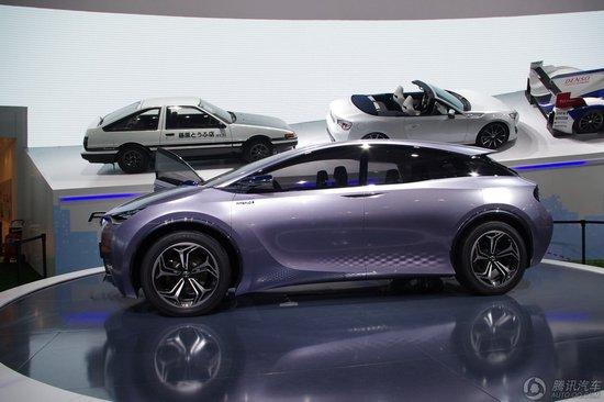丰田FT-HT悦佳概念车首发 预计两年内量产