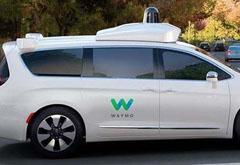 Waymo订购数千辆Pacific面包车以装备无人驾驶车队