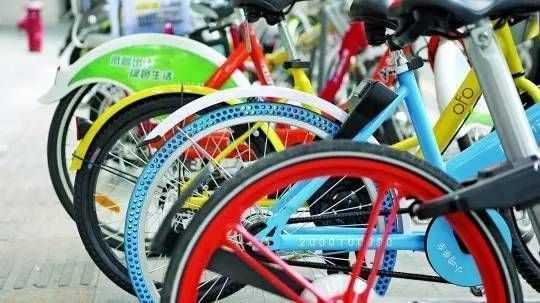 共享单车列入深圳2017年立法计划