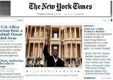纽约时报:三大车展接连举行 上海更国际