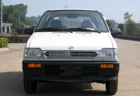 江南奥拓请名TT 新车型上市售2.08-2.58万