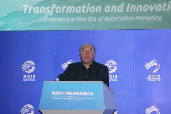 黄奇帆:2015年重庆汽车产销300万辆以上