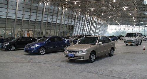 上海首届私人车展登陆安亭 透明交易二手车