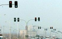 红灯有强制禁行含义