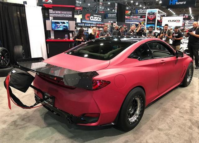 动力大幅提升 英菲尼迪Q60 Red Alpha发布